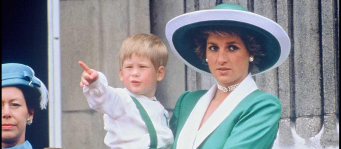 Pourquoi Lady Diana n'a pas eu d'autres enfants après le prince Harry - Gala