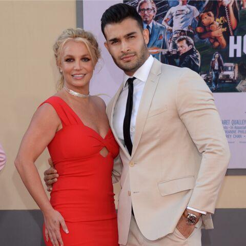 PHOTOS – Britney Spears a retrouvé la forme et le sourire au bras de son fiancé Sam Asghari