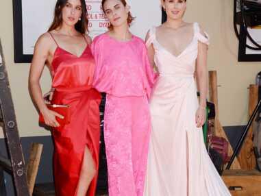 PHOTOS - Rumer Willis, Scout Willis, Tallulah Willis : les trois sœurs très stylées prennent la pose ensemble
