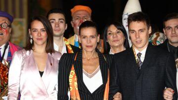 PHOTOS – Stéphanie de Monaco, une mère fusionnelle avec Louis, Pauline et Camille