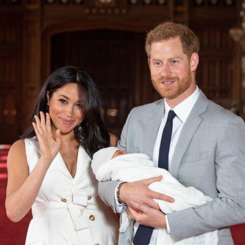 """Archie, le fils de Meghan Markle et Harry, un """"gentil"""" petit garçon: les premières révélations sur son caractère"""