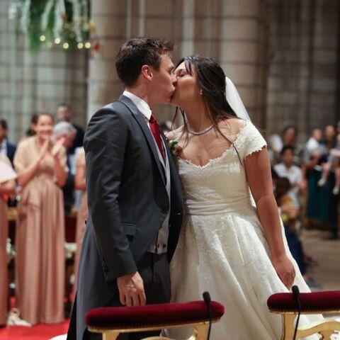 PHOTOS – Mariage de Louis Ducruet et Marie Chevallier: découvrez tous les clichés de la cérémonie