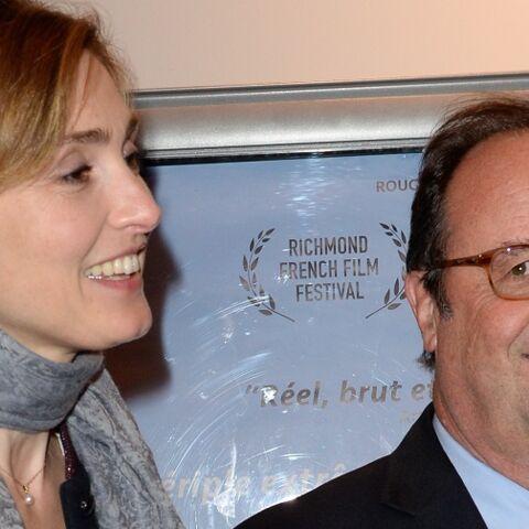 PHOTO – Julie Gayet, en vacances dans le Gers, profite d'une sortie en amoureux avec François Hollande