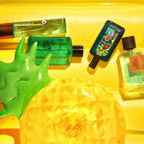 Quel parfum peut-on porter au soleil?