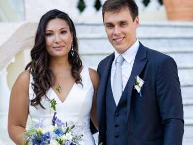PHOTOS - Mariage de Louis Ducruet et Marie Chevallier : tous les clichés de la cérémonie civile et religieuse