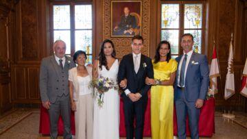 Mariage de Louis Ducruet: les jolis mots de Stéphanie de Monaco à sa belle-fille Marie Chevallier
