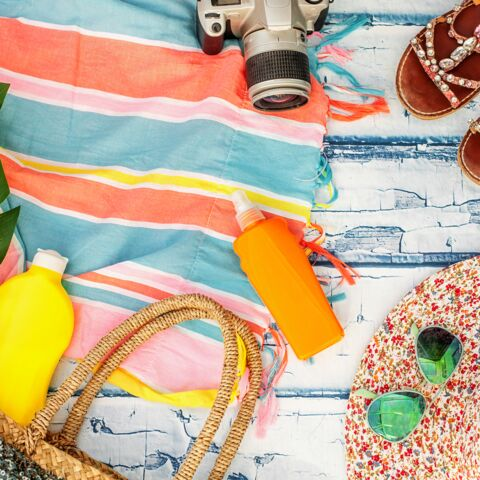 Summer vanity: les 10 produits indispensables pour des vacances à la plage