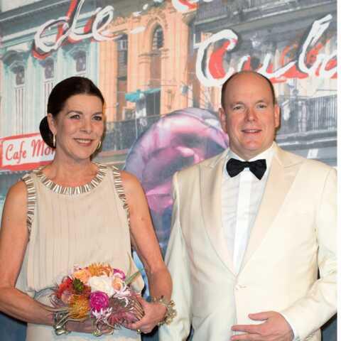 PHOTOS – Caroline de Monaco éblouit en Chanel au mariage du fils de Stéphanie… elle recycle une robe mythique
