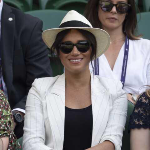 PHOTOS – Comment porter le chapeau en paille, l'accessoire star de l'été 2019, comme Meghan Markle ou Cristina Cordula?