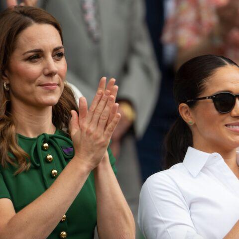 Quand les fans de Kate Middleton taquinent Meghan Markle