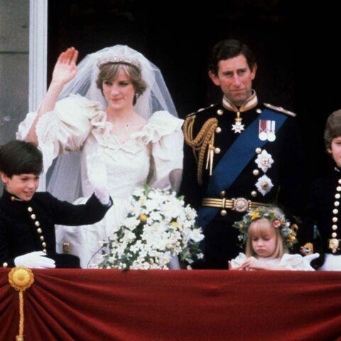 Le jour de son mariage Lady Diana n'a pas eu voix au chapitre