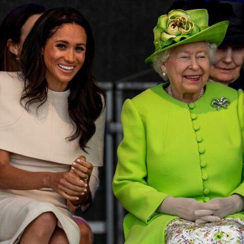 Meghan Markle a-t-elle fêté son anniversaire avec la reine?