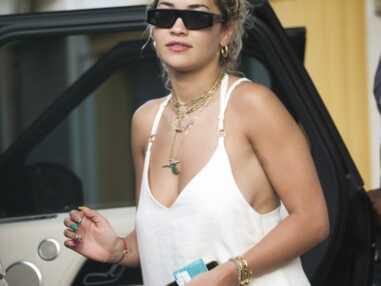 Rita Ora ose le bikini riquiqui, la tendance de l'été ?