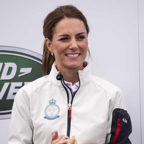 PHOTOS – Kate Middleton, pas si naturelle que ça, a eu la main lourde sur le maquillage