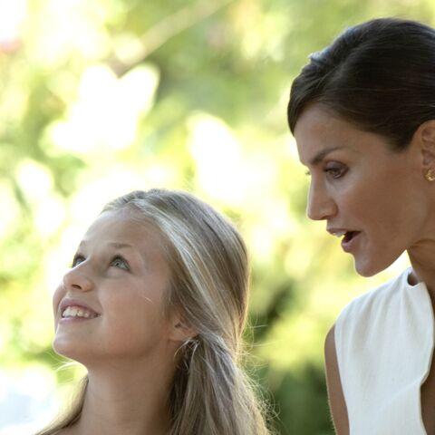 Leonor d'Espagne, 13 ans, préférée à sa mère Letizia, selon un récent sondage
