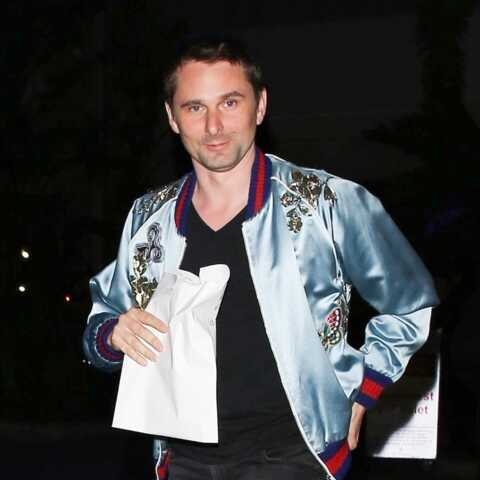 PHOTO – Matt Bellamy, leader du groupe Muse : son mariage incroyablement romantique à Malibu