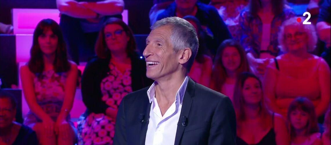 VIDÉO – Nagui en difficulté : ce candidat ne l'épargne pas et provoque le fou rire - Gala