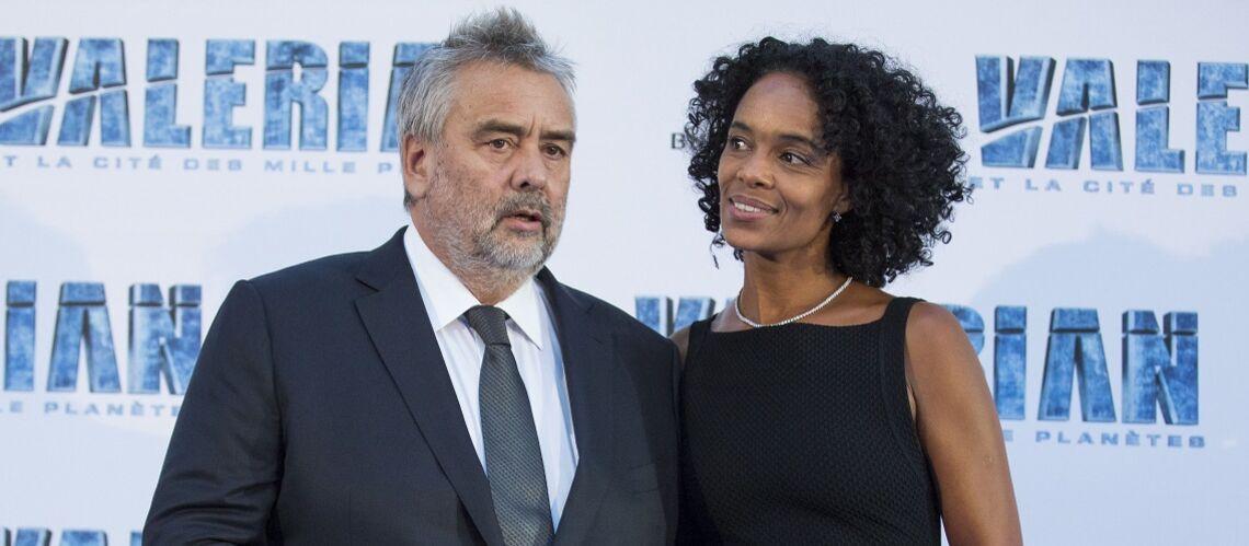 Reclus et déprimé, Luc Besson peut compter sur sa femme Virginie « toujours à ses côtés » - Gala