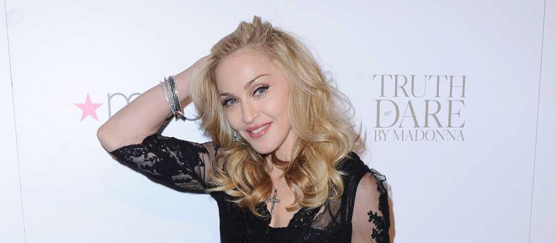 PHOTO – Madonna, bientôt 61 ans… et toujours aussi souple! - Gala