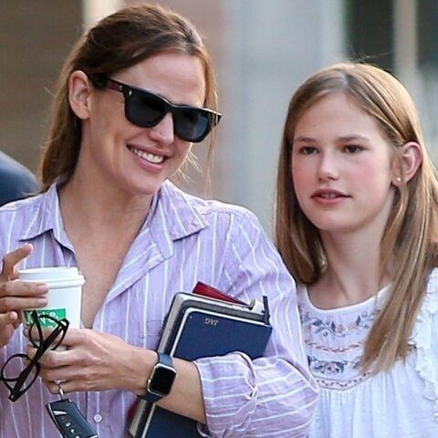 PHOTOS – Violet, la fille de Ben Affleck et Jennifer Garner, est devenue une vraie jeune fille