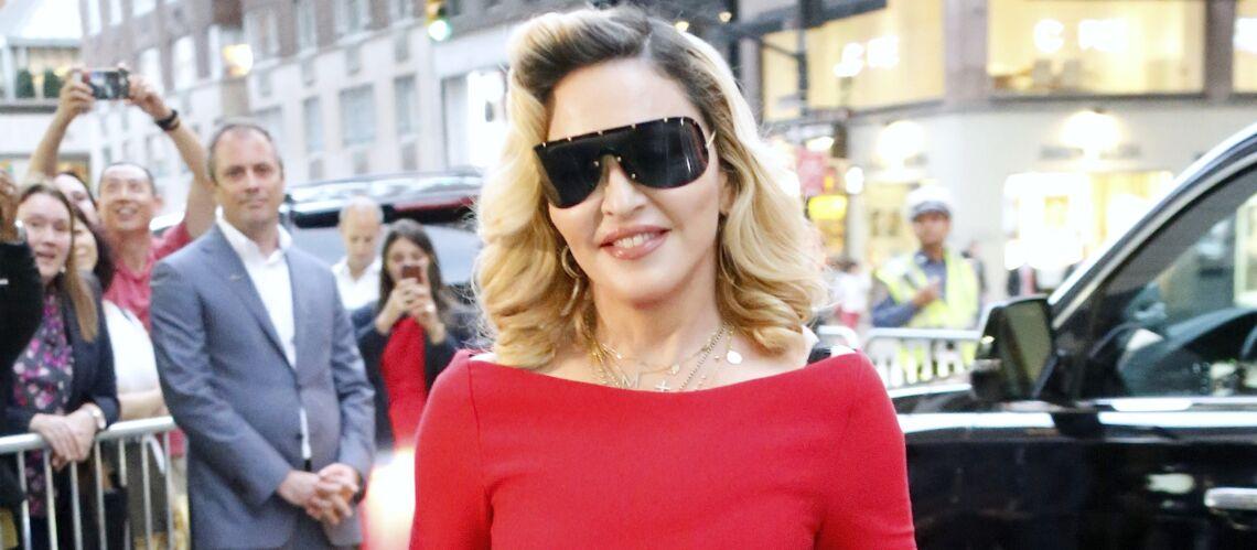 Madonna fête ses 61 ans : où en sont ses relations avec son fils Rocco, qui ne voulait plus vivre avec elle? - Gala