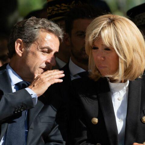 Brigitte Macron: ce petit conseil de Nicolas Sarkozy qu'elle a transmis à son mari