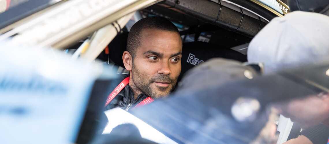 Grosse frayeur pour Tony Parker : le basketteur victime d'un accident de voiture - Gala
