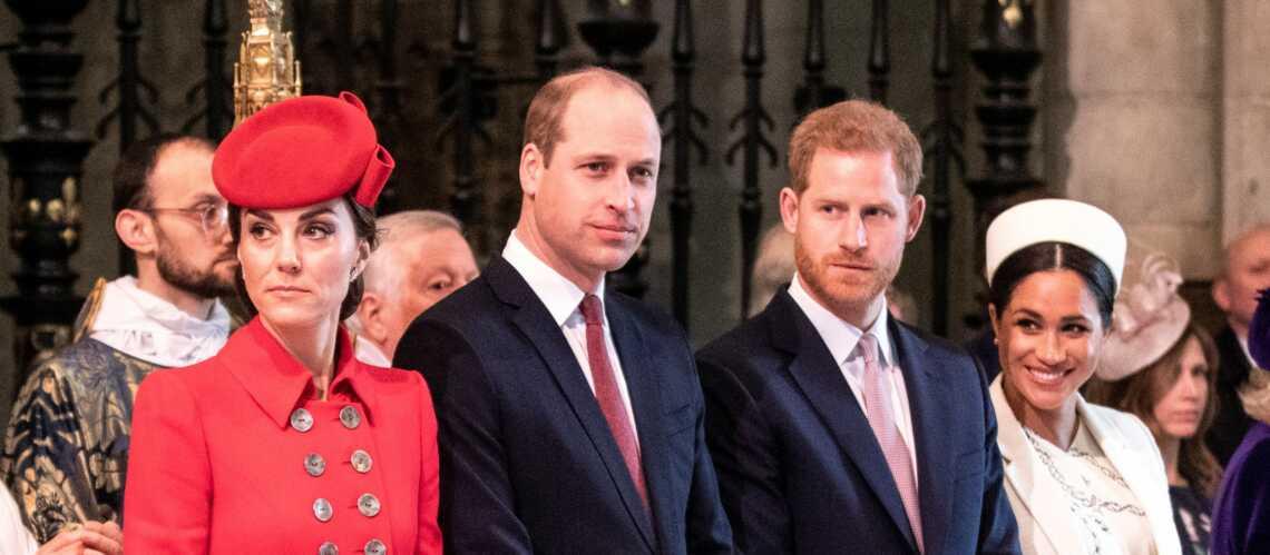 Kate Middleton et William : l'origine des tensions avec Meghan Markle et Harry enfin révélée - Gala