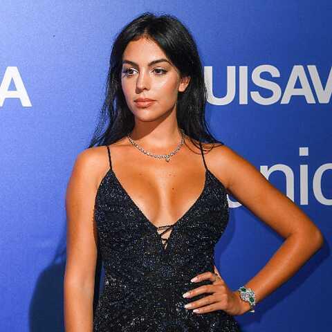 PHOTOS – Georgina Rodriguez, la fiancée de Cristiano Ronaldo, très sexy en lingerie dans une nouvelle campagne de pub