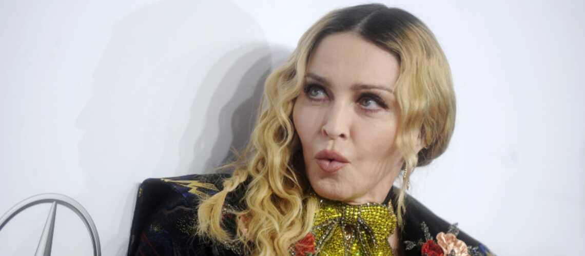 PHOTO – Madonna : 61 ans et toujours aussi provocante, découvrez comment elle a fêté son anniversaire - Gala