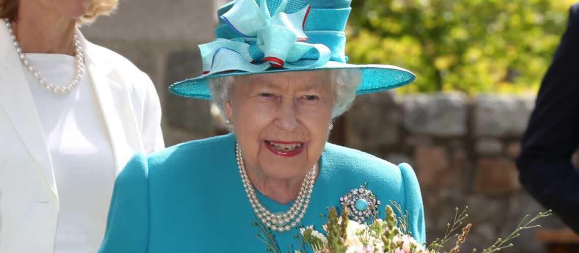 Elizabeth II : le surprenant message de Buckingham pour annoncer sa grossesse - Gala