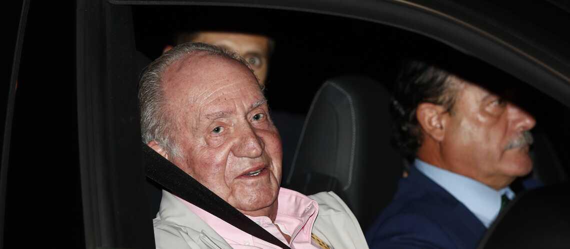 L'ancien roi Juan Carlos opéré à cœur ouvert pour un triple pontage à 81 ans - Gala