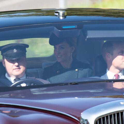 PHOTOS – Kate Middleton et William, tout sourire, savourent leur week-end à Balmoral avec la reine