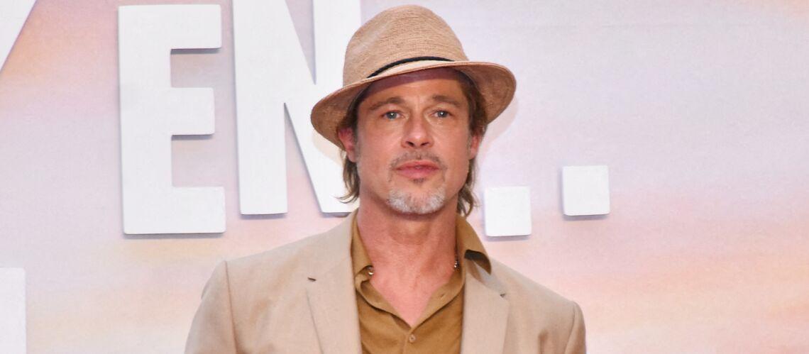 Angélina Jolie : son fils Maddox ne considèrerait pas Brad Pitt comme son père - Gala