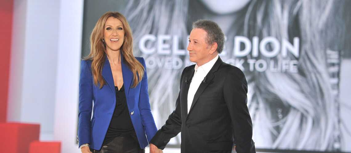 Michel Drucker : ce qu'il pense vraiment de la nouvelle Céline Dion, « ce n'est pas simple » - Gala
