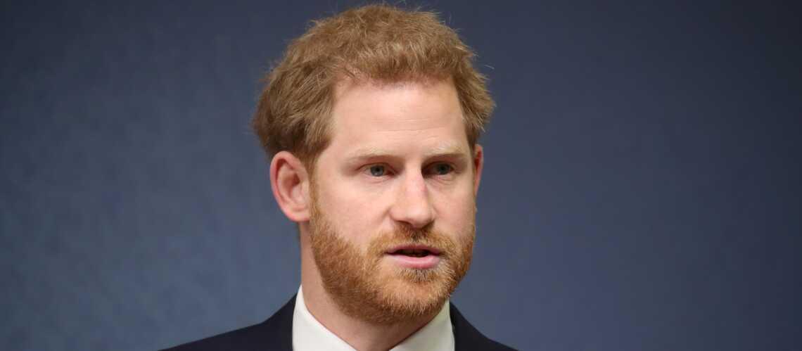 Le prince Harry endeuillé : l'un de ses amis s'est suicidé - Gala
