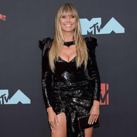 PHOTOS – Heidi Klum, Bella Hadid, les tenues les plus excentriques de la soirée des MTV VMA