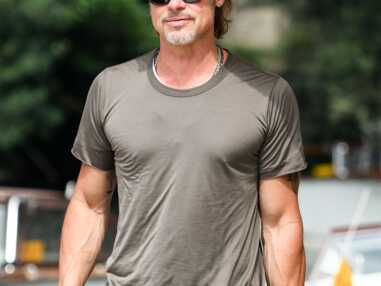 PHOTOS - Brad Pitt, 55 ans et toujours aussi sexy