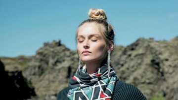 VIDEO – Tendance mode automne-hiver 2019/2020: focus sur le foulard Amédée Paris