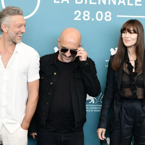 PHOTOS – Monica Bellucci et Vincent Cassel: les ex se retrouvent à la Mostra de Venise