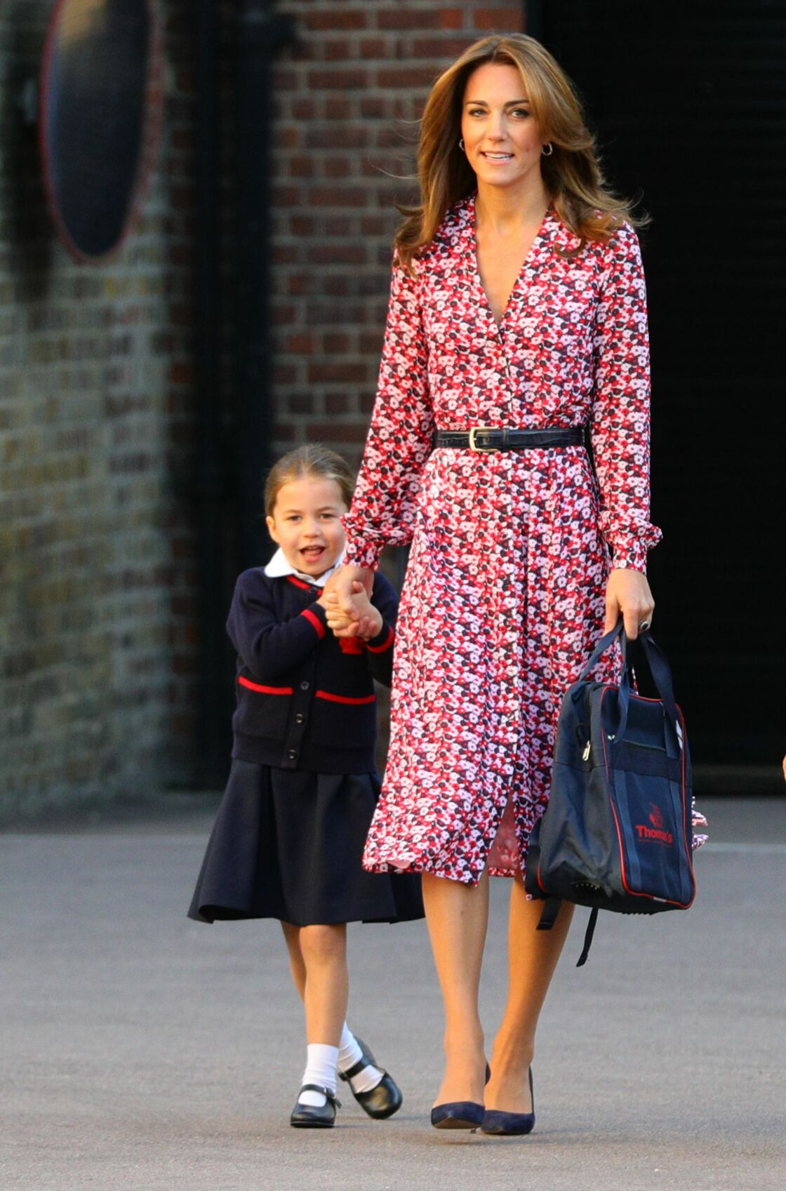 PHOTOS \u2013 Kate Middleton n\u0027en finit plus de faire le buzz