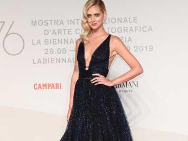 PHOTOS - Comment a été conçue la robe Dior de Chiara Ferragni à la Mostra de Venise ?