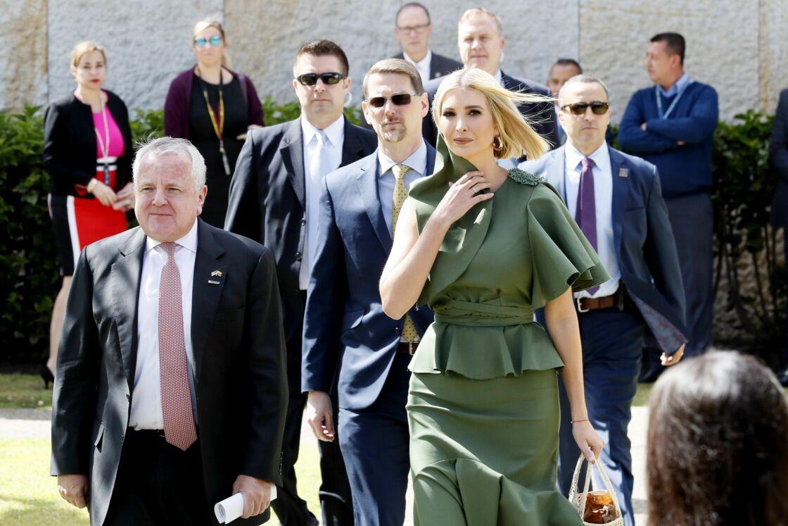 Ivanka Trump à Bogota, en Colombie, le 3 septembre 2019