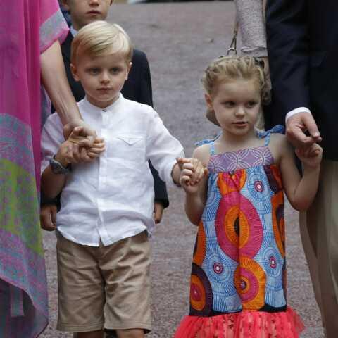 PHOTOS – Charlene et Albert de Monaco: leurs enfants Jacques et Gabriella à croquer au pique-nique monégasque!