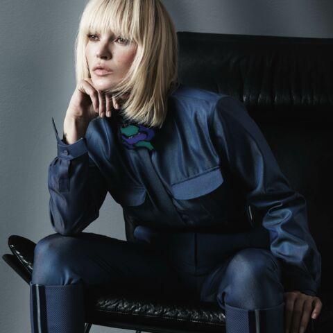 PHOTOS – Kate Moss fière: à 45 ans, elle fait un retour fulgurant dans la mode cet hiver 2020