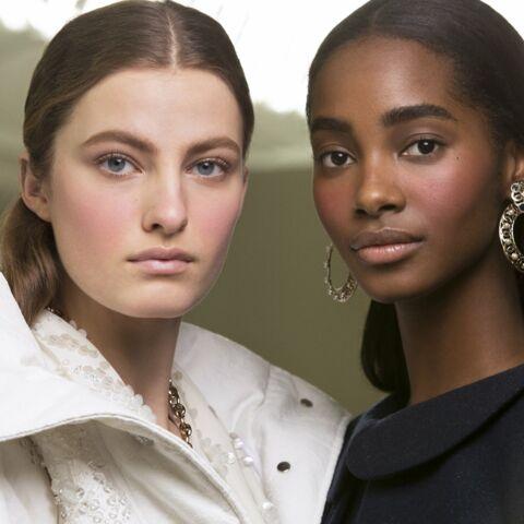 PHOTOS – 5 tendances maquillage repérées sur les défilés automne/hiver 2019/2020