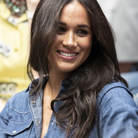 PHOTOS – Meghan Markle souriante et décontractée pour soutenir son amie Serena Williams à l'US Open