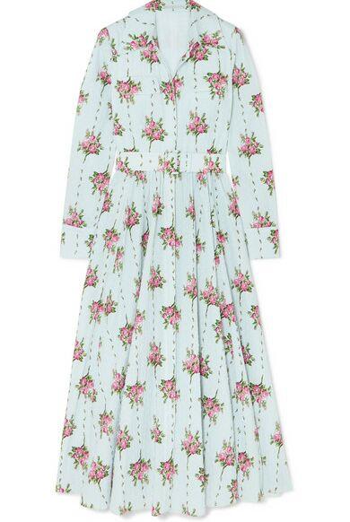 La robe Emilia Wickstead portée par Kate Middleton à 1880 € est déjà en rupture de stock