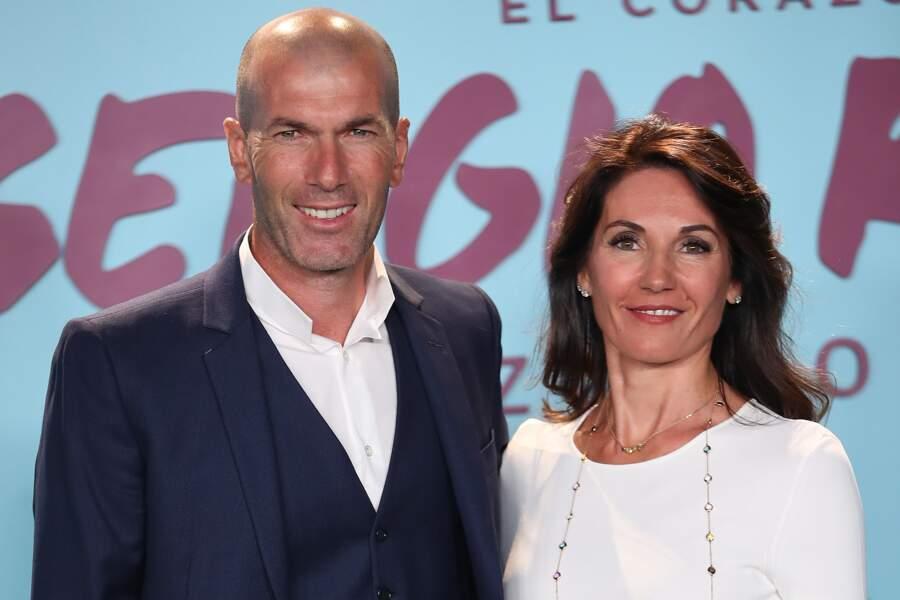 Zinedine Zidane et sa femme Véronique : un couple chic et solide, toujours complice au fil des années