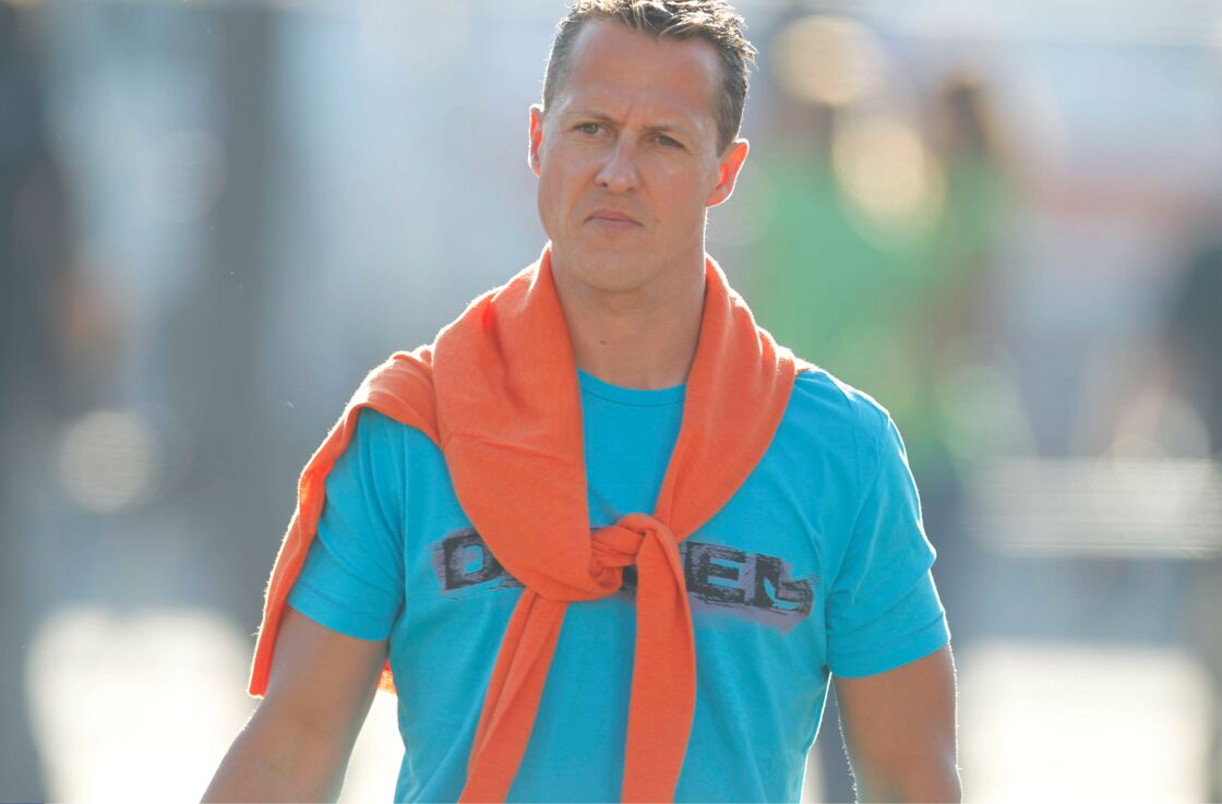 Michael Schumacher hospitalisé à Paris — Divers